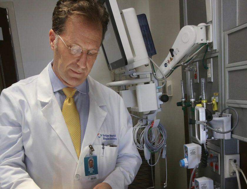 Coastal Pulmonary Associates Scripps Health Network Partner